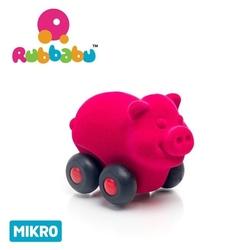 Rubbabu świnka – pojazd sensoryczny różowy mikro