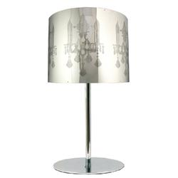 Lampka stolikowa lustrzany klosz arkas candellux 41-18055