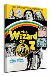 Wizard of Oz Happiest film ever made - Obraz na płótnie