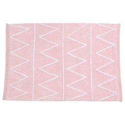 Dywan do prania w pralce hippy soft pink