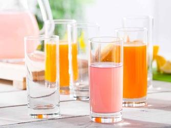 Szklanki do napojów altom design tina long drink 290 ml, komplet 6 szt.