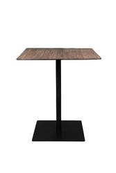 Dutchbone counter table braza square brown 2500012