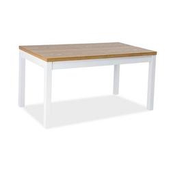 Stół rozkładany Caroline, 150-195x80 cm, styl skandynawski