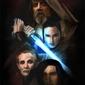 Star wars gwiezdne wojny - the last jedi - plakat premium wymiar do wyboru: 42x59,4 cm
