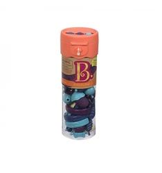 B.toys zestaw do tworzenia biżuterii 50 elementów - mango