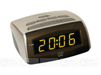 ZEGAR prądowy - budzik JVD SB 0720.5