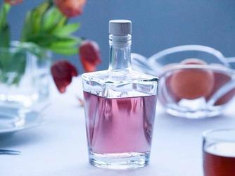 Butelka  karafka z korkiem do nalewki, wina i whisky altom design phoenix 700 ml