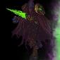Blizzardverse stencils - zeratul, the dark prelate, starcraft - plakat wymiar do wyboru: 60x80 cm