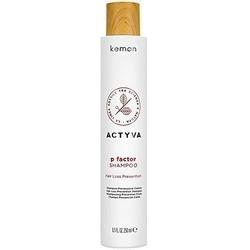 Kemon actyva p factor, szampon przeciw wypadaniu włosów 250ml