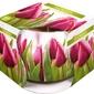 Bispol, świeca zapachowa w szkle, kwiaty, 1 sztuka