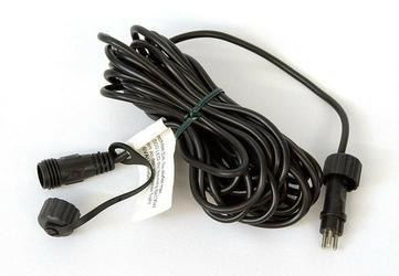Kabel systemowy przedłużka przedłużacz  łącznik lampek ledowych węży led