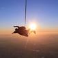 Skok ze spadochronem z wideorejestracją dla dwojga - trójmiasto 3d