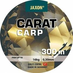 Żyłka karpiowa JAXON CARAT Carp ciemnobrązowa 0,27mm 14kg 600m