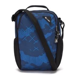 Torba antykradzieżowa pacsafe vibe 200 crossbody blue camo - niebieski