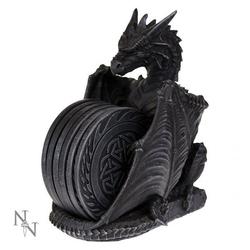 Dragons lair - zestaw 6 podkładek pod kubki