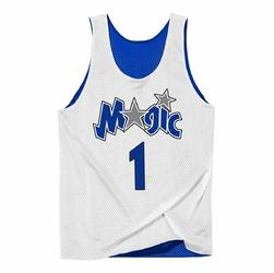 Koszulka Mitchell  Ness NBA Reversible Mesh Tank Orlando Magic Tracy McGrady - NNRMDA18007-OMARYWH1TMC00 - Tracy McGrady