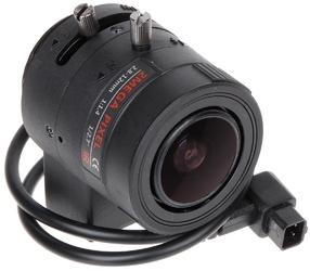 Obiektyw zoom ir mega-pixel 20cs27-2812dc 2.8-12 mm dc lenex