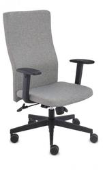 Grospol fotel biurowy team plus black tkanina synergy - 12 kolorów --- oficjalny sklep grospol