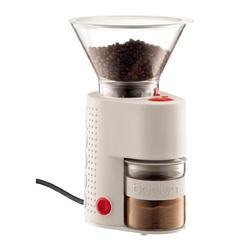 Elektryczny młynek do kawy brudna biel Bistro Bodum