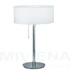 Cole lampa stołowa podstawa 1 chrom 34 cm