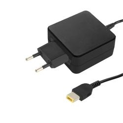 Qoltec zasilacz do laptopów lenovo l 45w 20v | 2.25a | square tip