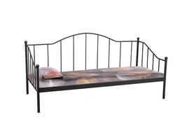 Łóżko Dover 90x200 czarne
