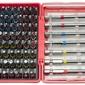 Zestaw bitów 56 el. 14quot; - 25mm, 75mm bity torx imbus ft