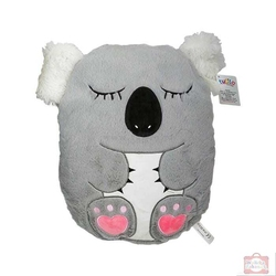 Plusz poduszka koala  panda 42 cm 0410