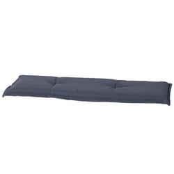 Madison poduszka na ławę panama, 150 x 48 cm, szara