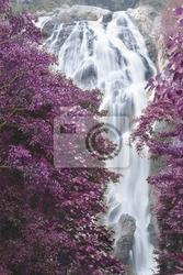Fototapeta klonglan waterfall