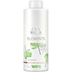 Wella elements, szampon naturalny  wolny od siarczanów 1000ml