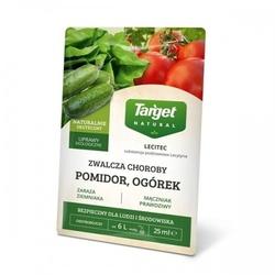 Lecitec – ekologiczny – na choroby warzyw – 25 ml target