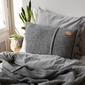 Moyha :: poduszka wymarzona szara