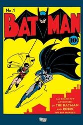 Batman No.1 - plakat