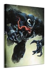 Venom leap - obraz na płótnie