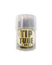 Końcówka harrows 200 szt tube dimple black