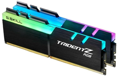 G.SKILL Pamięć DDR4 16GB 2x8GB TridentZ RGB for AMD 3200MHz CL16 XMP2