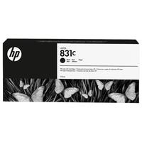 Hp 831c wkład atramentowy latex 775 ml, czarny