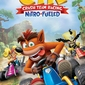 Crash Team Racing Race - plakat
