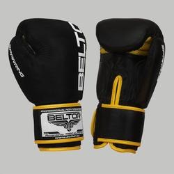 Beltor rękawice bokserskie sparing 12oz czarne