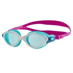 Okulary speedo futura biofuse flexiseal female diva-white-peppermint 811314b978