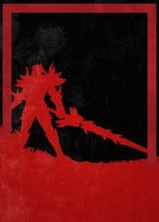 League of legends - jarvan iv - plakat wymiar do wyboru: 21x29,7 cm