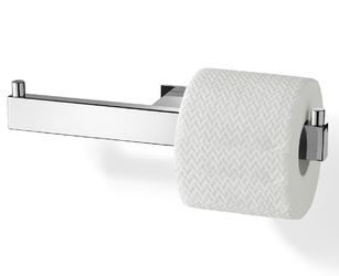 Wieszak na dwa papiery toaletowe linea zack stal polerowana 40022