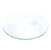 Szklany talerzyk do kominków aromaterapeutycznych
