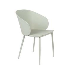 Orange line krzesło do jadalni gigi miętowe 1100426