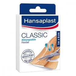 Hansaplast klasyczny plaster  1mx6cm plaster