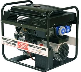 Agregat prądotwórczy fogo fv 11001 rtea avr rozrusznik - szybka dostawa lub możliwość odbioru w 39 miastach