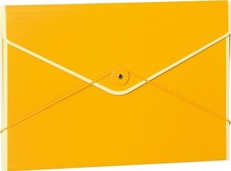 Teczka na dokumenty kopertowa die kante żółta