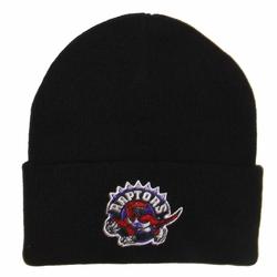 Czapka zimowa Mitchell  Ness NBA Toronto Raptors Team Tone Knit - TORRAP INTL534
