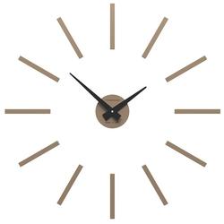 Zegar ścienny pinturicchio mały calleadesign caffelatte 10-301-14